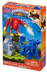 mega bloks skylanders earth translucent bash