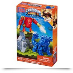 Skylanders Earth Translucent Bash Building
