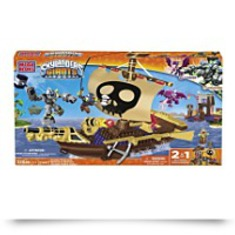 Skylanders Giants Crushers Pirate Quest