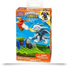 Skylanders Magic Silver Metallic Spyro